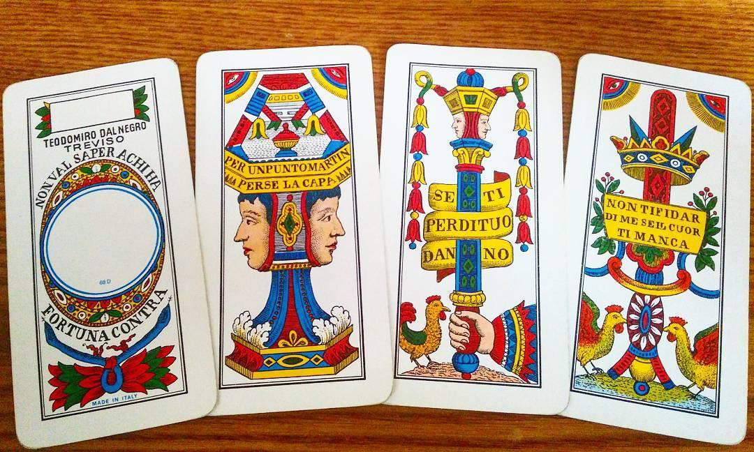 gioco carta scopa poker briscola tre sette tutto gratis