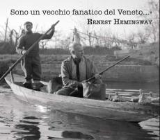Hemingway e il Veneto: una storia d'amore che dura per sempre