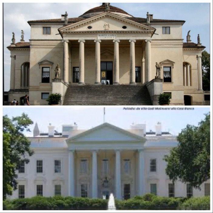 Palladio e la Repubblica Veneta alla Casa Bianca