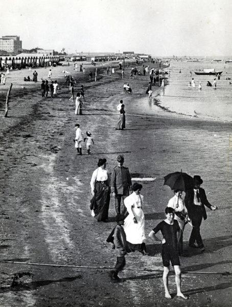 Il Lido di Venezia spiaggia raffinata con atmosfere Liberty da Belle Epoqué