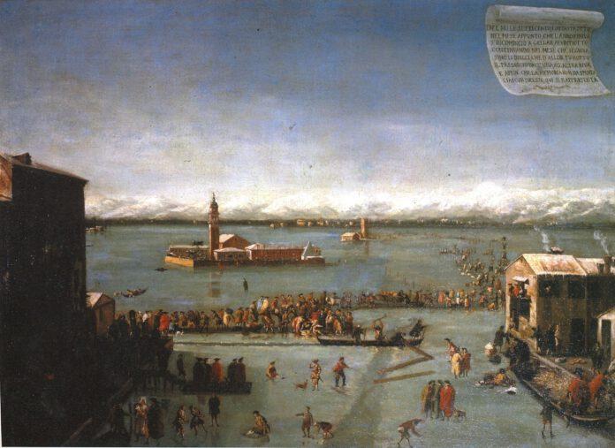 la laguna ghiacciata: 28 dicembre 1788!